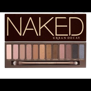 Urban decay — naked pallet (discontinued)